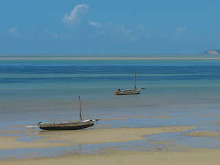 Tauchreisen nach Mosambik