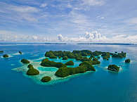 Rocky Islands Palau – Mikronesien