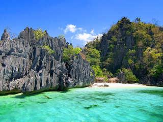 Traumhafte Lagunen – Coron Bay