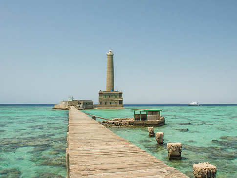 Sanganeb Lighthouse – Sudan