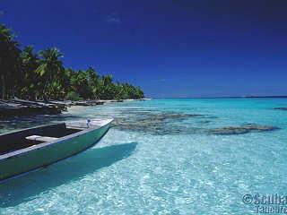 Fakarava im Tuamotu Archipel