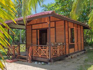 Bungalow mit Terrasse – Sea Souls Dive Resort, Bangka, Indonesien