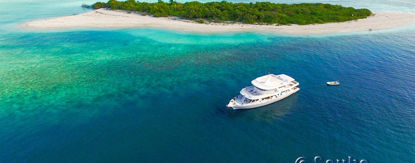 MV Eco Blue – Safariboot Malediven