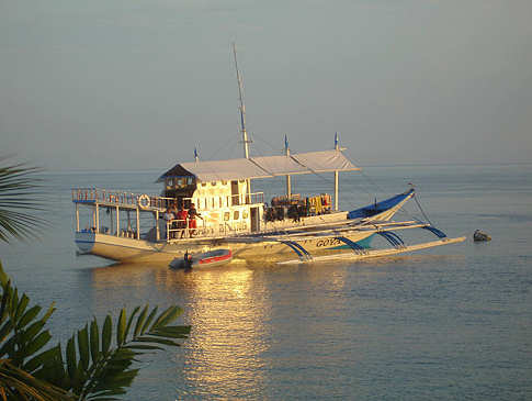 Safariboot Goya – Easy Diving Sipalay, Negros