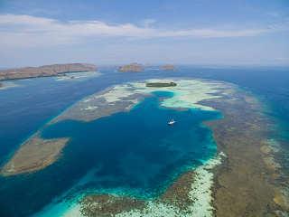 Tauchsafaris Indonesien – auf Manta Tour in Komodo