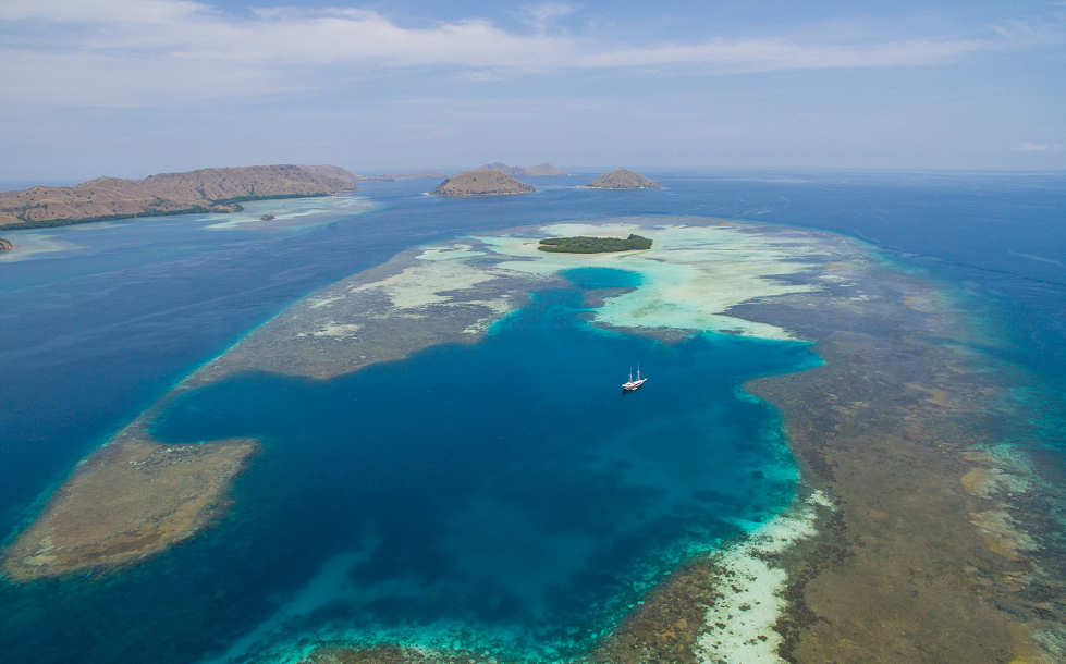Tauchsafaris Indonesien – auf Manta Tour in Komodo