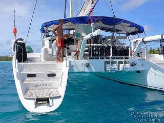Tauchsafaris mit der Aquatiki II im Tuamotu Archipel