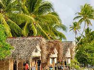 Tauchresort Tetamanu Village – Franz. Polynesien