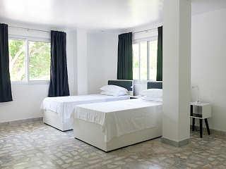 Deluxe-Zimmer mit Klimaanlage