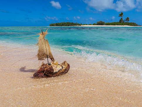 Tikehau – Tropisches Atoll in der Südsee