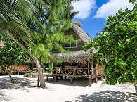 Strand Bungalow im Tikehau Village – Polynesien