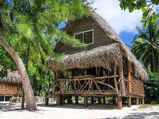 Strandbungalow – Tikehau Village