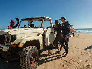 Tofo Beach – Mosambik