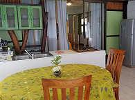 Strand Suite #8 mit Küchenzeile
