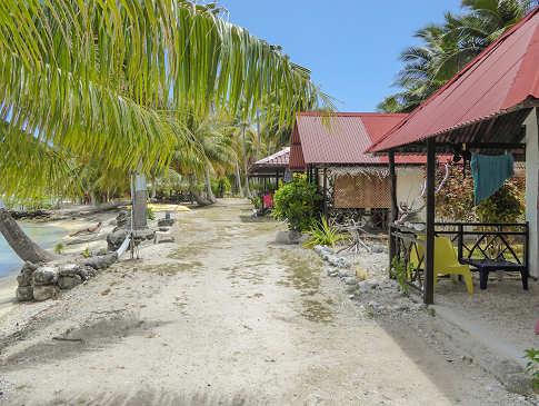 Pension Veke Veke Village – Fakarava