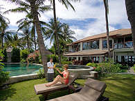 Villa Markisa bei Tulamben – Bali, Indonesien