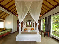 Komfortables Bungalow mit Meerblick – Tulamben, Bali
