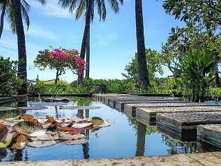 Tropischer Garten – Villa Markisa auf Bali