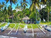 Villa Markisa an Fuß des Gunung Agung