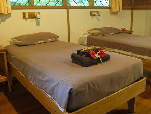 Plantation House Room – Walindi Resort