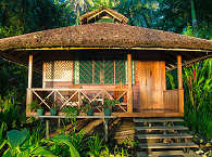 Bungalow im Walindi Plantation Resort