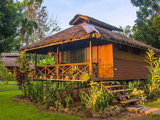 Bungalow – Walindi Plantation Resort