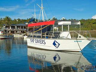 Yap Divers – Mikronesien