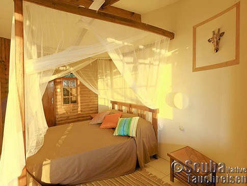 Doppelbungalow – Zavora Lodge, Mozambique