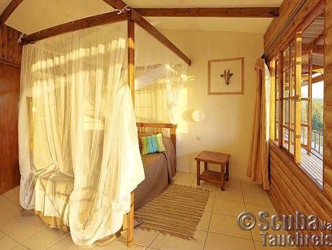 Doppelbungalow – Zavora Lodge, Mosambik