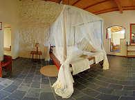 Zimmer im Casa Rex – Vilanculos, Mosambik